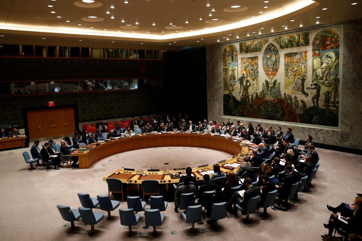 Сегодня в Совете Безопасности ООН состоится заседание относительно Донбасса  - today.ua