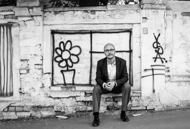 Київського депутата облили зеленкою (фото) - today.ua