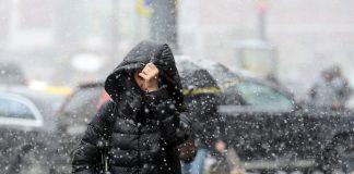 Киянам обіціяють дощі та мокрий сніг - today.ua