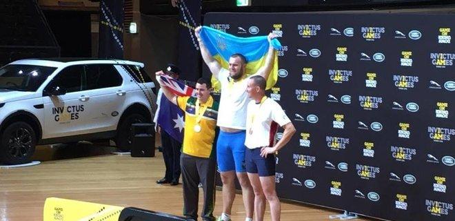 Українці здобули золото на &quotІграх нескорених&quot у Сіднеї - today.ua
