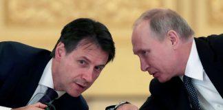 Уряд Італії закликав зняти санкції з Росії - today.ua
