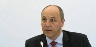 Перейменування двох областей України: Парубій зробив заяву - today.ua
