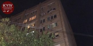 У дев'ятиповерхівці на Борщагівці вибухнув газ (відео) - today.ua