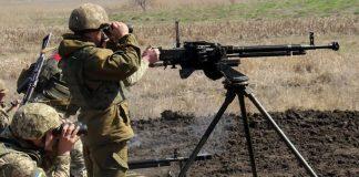 ЗСУ знищили ще одну вогневу точку бойовиків: опубліковано відео - today.ua
