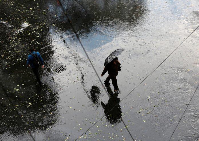 """Дощовий атмосферний фронт &quotнакриє"""" Україну сьогодні - today.ua"""
