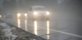 """Різке погіршення погоди: """"Укравтодор"""" зробив попередження водіям - today.ua"""