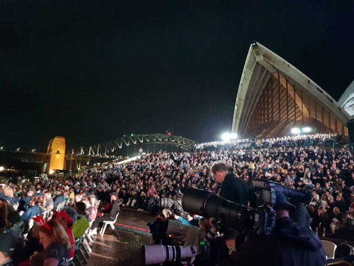 Офіційний старт: у Сіднеї відкрили Паралімпіаду нескорених - today.ua