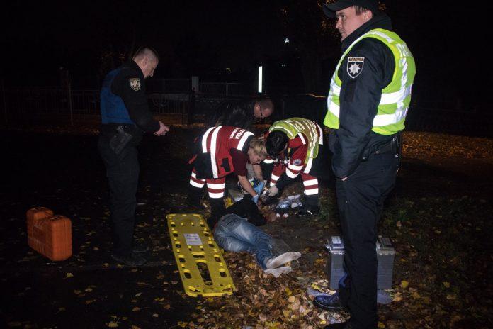 У столиці злодій потрапив під колеса поліцейської автівки - today.ua