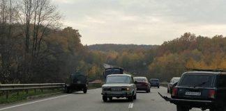 Две машины разбились в ДТП на трассе под Харьковом - today.ua