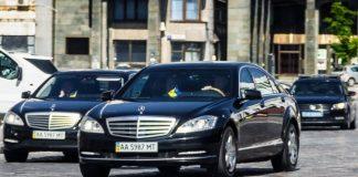 """Автобаза президента витратила 10 мільйонів на два Мерседеси S-класу"""" - today.ua"""