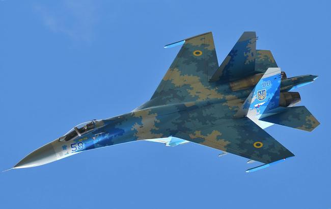 Стало відомо ім'я американського пілота, який загинув при падінні Су-27УБ - today.ua