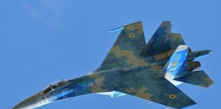 Винищувач Су-27УБ розбився у Вінницькій області - today.ua