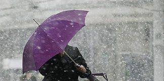 Сильный ветер и мокрый снег: в Украине объявлено штормовое предупреждение - today.ua