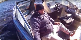 Катер с пьяными чиновниками перевернулся в Запорожье (видео) - today.ua