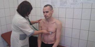 Якщо Сенцову стане гірше, його примусово нагодують, - Дінзе - today.ua