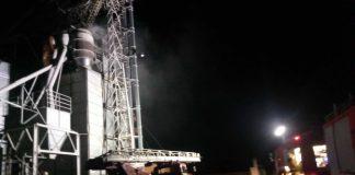 Масштабна пожежа під Києвом: вигоріли 15 тонн насіння соняшника - today.ua
