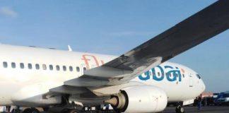 В Одесі загорівся пасажирський літак - today.ua