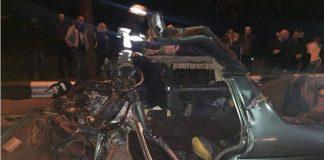 Смертельное ДТП в Запорожье: один человек погиб, трое – в больнице - today.ua