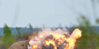 Военный подорвался на полигоне Херсонщины - today.ua
