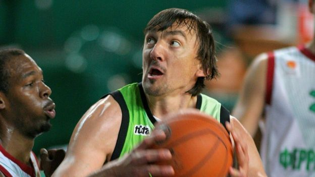 На 45 году жизни умер легендарный украинский баскетболист Хижняк - today.ua