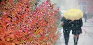 Украинцев ожидает резкое похолодание - today.ua