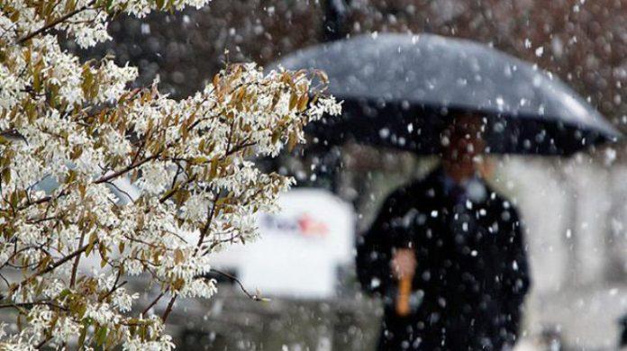 Завірюха, дощі та мокрий сніг - українців попередили про різке погіршення погоди - today.ua