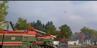 На арсеналі біля Ічні припиняються вибухи - today.ua