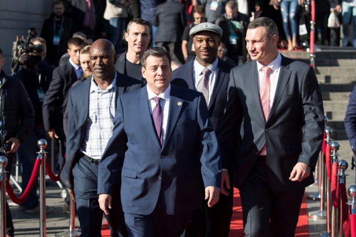 Конгресс WBC официально открыли в Киеве - today.ua