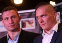 ГПУ завела уголовное дело на Усика и Кличко - today.ua