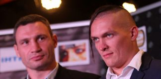 ГПУ завела кримінальну справу на Усика і Кличко - today.ua