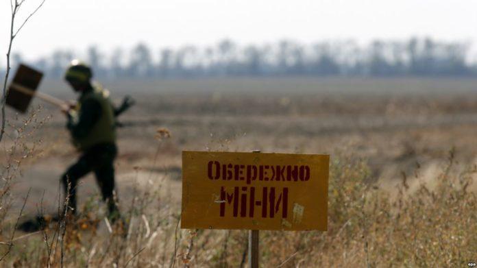 Бойовики активно мінують території Донбасу, щоб завадити дезертирству в підрозділах ОРДЛО - today.ua
