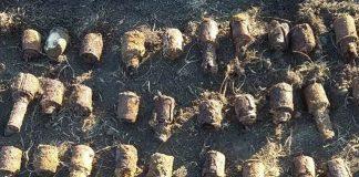 У Харківській області у дворі будинку знайшли більше 200 боєприпасів - today.ua