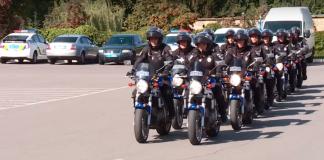 """Патруль на мотоциклах запрацював в Україні (фото, відео) """" - today.ua"""