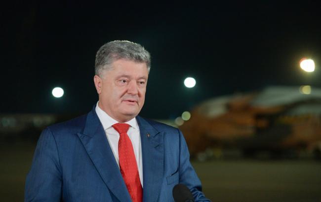 "&quotКури сміються"": Порошенко повернувся в Україну через відкриту проти нього кримінальну справу - today.ua"