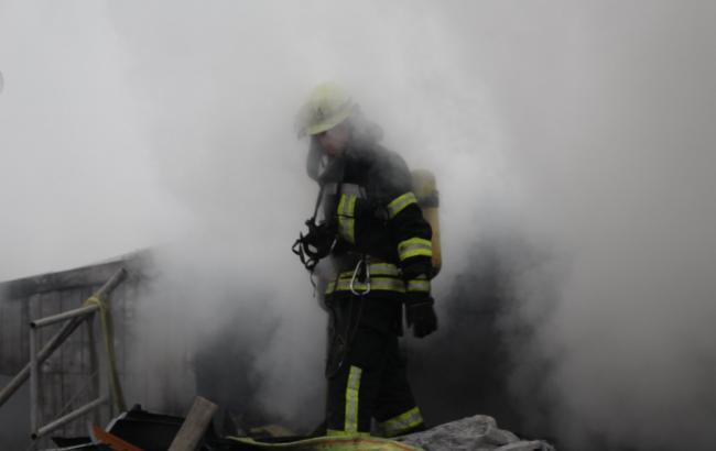 Пожар в харьковском общежитии: шестеро студентов пострадали - today.ua