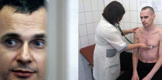 """Сенцов повідомив, що припинить голодування завтра """" - today.ua"""