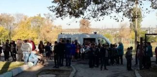 Эвакуация в школе: запорожская школьница напугала весь город - today.ua