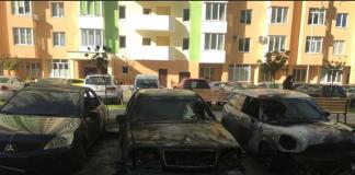 У Коцюбинському підпалили автівки активістів, що боряться за збереження Біличанського лісу - today.ua