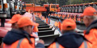 """""""Київавтодор"""" готовий до зими: місто закупило 54 одиниці техніки для розчищення снігу - today.ua"""