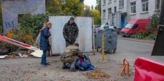Труп мужчины нашли возле школы в Киеве - today.ua
