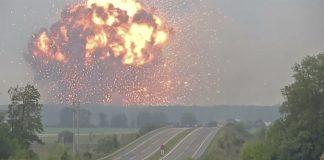 Вибухи в Ічні: в мережі показали нові фото - today.ua