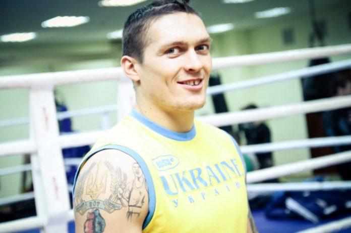 Стало известно, когда Усик дебютирует в супертяжелом весе - today.ua