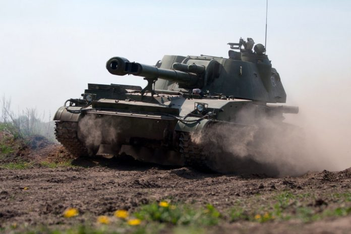 Росія перекинула на Донбас БТРи і гаубиці - today.ua