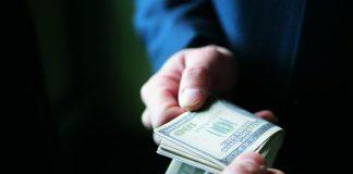 В Харькове майора полиции задержали на взятке в 5 тыс. долларов - today.ua