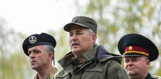 Порошенко звільнив генерала Національної гвардії України - today.ua