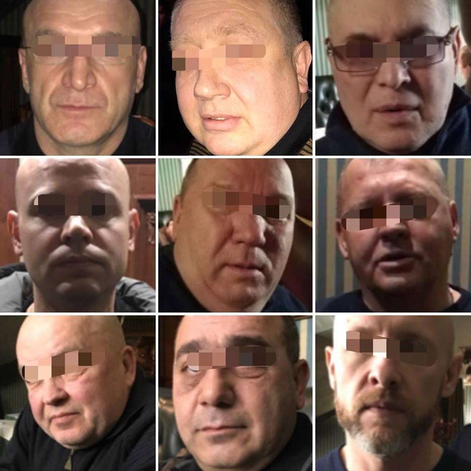 """Полиция пресекла """"сходку"""" донецкого криминалитета в Киеве - today.ua"""