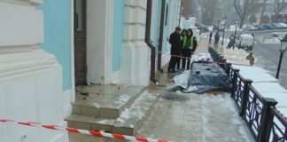 """Затримано підозрюваного в підпалі Андріївської церкви"""" - today.ua"""