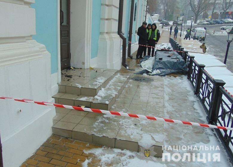 Затримано підозрюваного в підпалі Андріївської церкви - today.ua