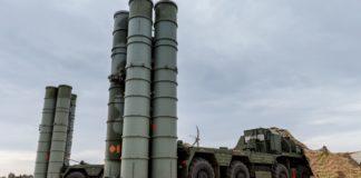 Священики Московського патріархату освятили зенітно-ракетний комплекс С-400 в Криму - today.ua