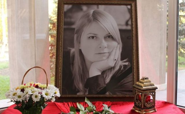 У Херсоні прощаються з Катериною Гандзюк (фото) - today.ua